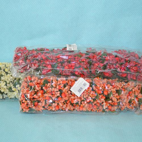 Cvet za dekoraciju u raznim bojama