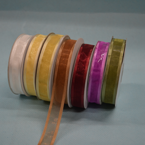Traka organdin u raznim bojama