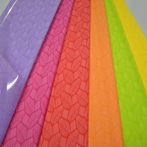 Celofan u raznim bojama