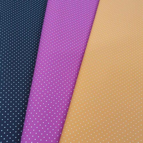 Ukrasni papir sa tačkicama u raznim bojama