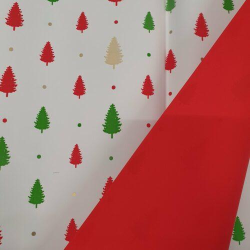 Ukrasni papir novogodišnji