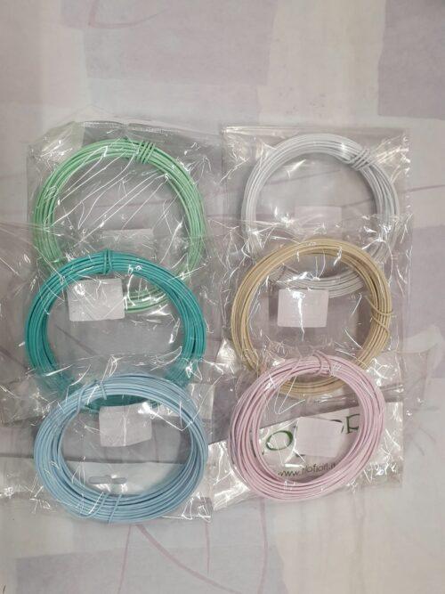 Aluminijumska žica u više boja
